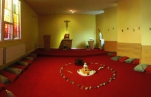 Our Sacred Oratory Space