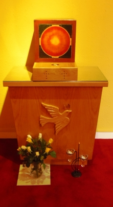 Our Handmade Tabernacle