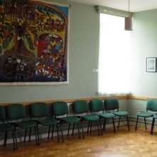 Our Large Green Room